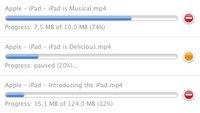 Update iTubeX: Video-Downloader unterstützt HD