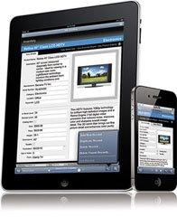 iPhone- und iPad-Bedienungsanleitungen online