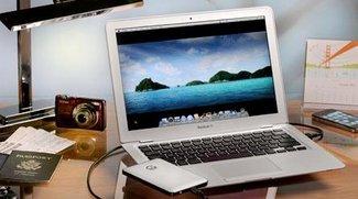 Hitachi G-Drive Slim: Extra dünn, extra für das MacBook Air