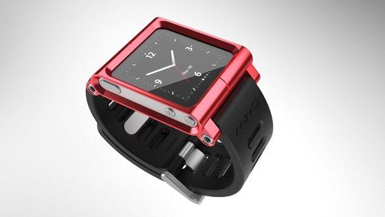 TikTok und LunaTik: iPod nano als Armbanduhr