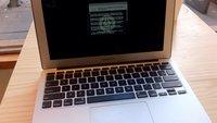 Probleme mit MacBook Air: Darstellungsfehler und Kernel Panics
