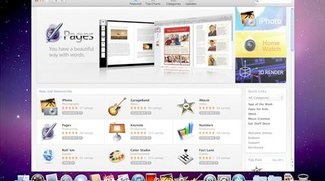 Mac App Store soll schon in den nächsten Tagen starten