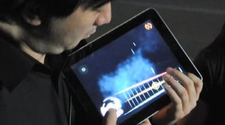 Magic Fiddle, die iPad-Geige