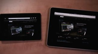 Playbook vs. iPad: Der Blackberry-Kontrahent liegt vorn