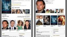 IMDb App: Film Datenbank und Kino App für iPhone und iPad aktualisiert