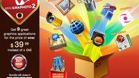 MacGraPhoto 2: Bundle aus neun Grafik-Apps
