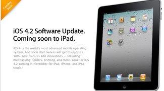 Zweiter Golden Master von iOS 4.2 - Veröffentlichung angeblich erst am 24. November