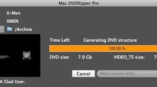 Mac DVDRipper Pro 2.0 extrahiert Film und verspricht mehr Leistung