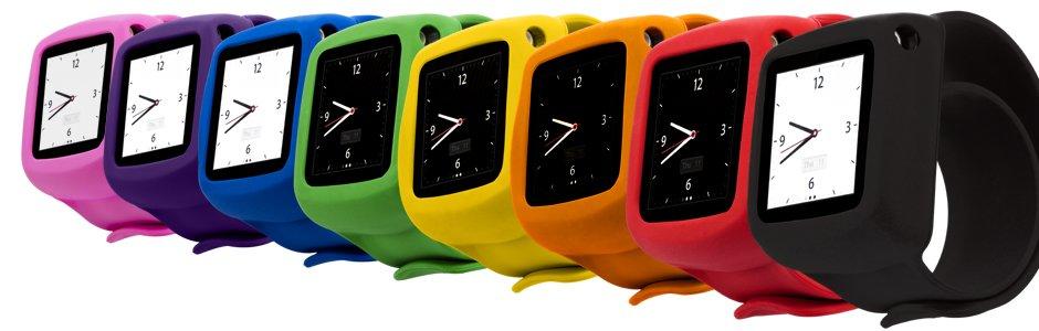 Griffin Slap: iPod nano als Armbanduhr
