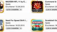 Spiele-Schnäppchen für iPad und iPhone