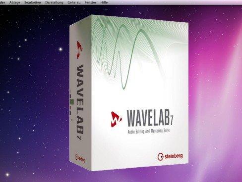 Steinberg WaveLab 7: Ein Blick auf den neuen Audio-Editor
