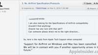 "iOS 4.2 und AirPrint: Vorerst kein Support für ""shared Printers"""
