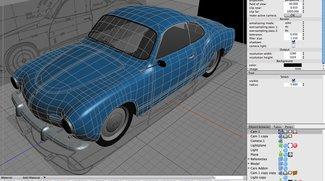 Cheetah3D 5.6 mit komplett neuem Transformationstool