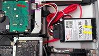 iMac 21 Zoll: Eine SSD als Ersatz für das SuperDrive