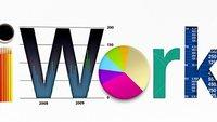 iWork '09 ohne Jahreszahl