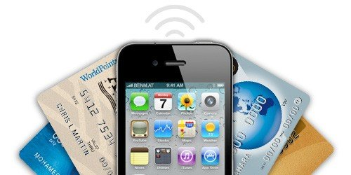 iPhone 5 NFC Mobile Payment