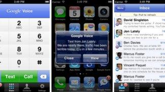 Google Voice App im App Store zugelassen