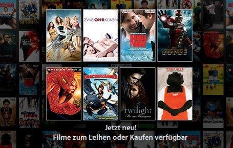 Österreich &amp&#x3B; Schweiz: iTunes Filme &amp&#x3B; Apple TV offiziell verfügbar