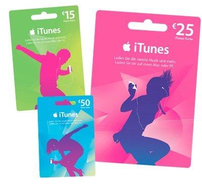 Für Österreicher: iTunes Karten bei Libro und Interspar kurzzeitig 20% günstiger