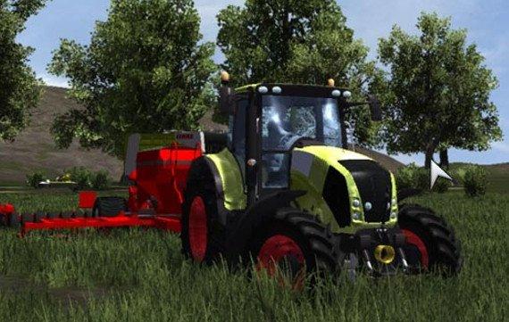 Landwirtschafts-Simulator 2011 - erster DLC zum Download