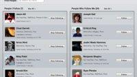 iPad unterstützt Ping