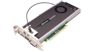 Nvidia Quadro 4000 für Mac Pro noch in diesem Monat