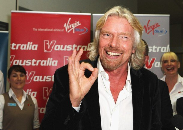 """Project"": Milliardär Richard Bransons plant iPad-Magazin"