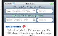 Mobile Safari: UI Spoofing als Sicherheitsrisiko