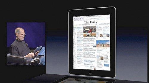The Daily iPad Newspaper