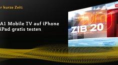 A1 Mobile TV: ORF und ATV kostenlos für iPhone und iPad