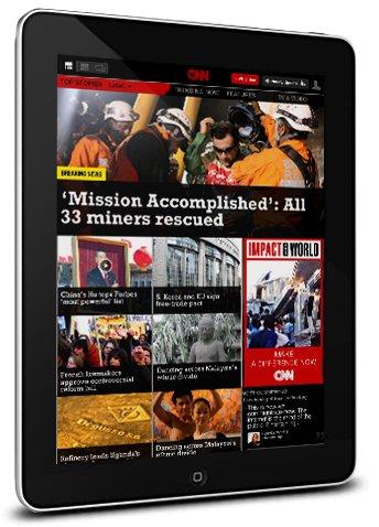 App Store: CNN für iPad