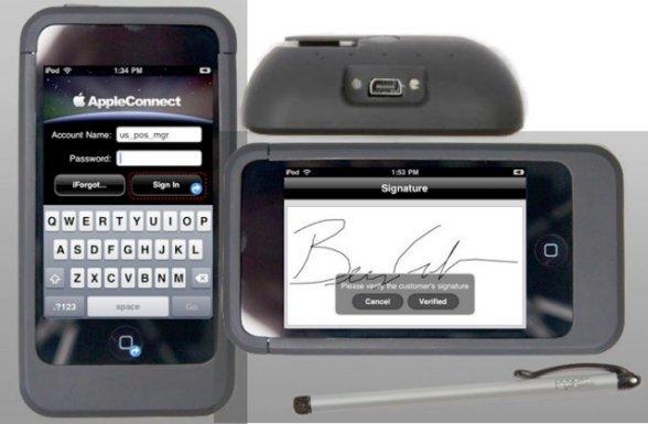 Apple Store: Umstellung der EasyPay-Systeme von iPod touch auf iPhone