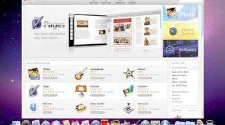 Mac App Store vielleicht doch erst im Januar