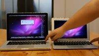 SSD vs. HDD: Flache Power mit MacBook Air und MacBook Pro