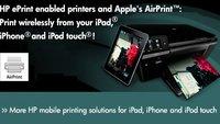 Firmware-Update macht weitere Drucker AirPrint-kompatibel
