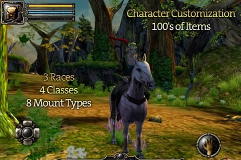 Neue iOS-Spiele zu Weihnachten: Aralon, World of Goo, Dungeon Defenders und Real Racing 2