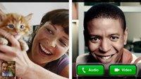 iPhone-Skype 3.0 unterstützt Video-Chats über WLAN und UMTS