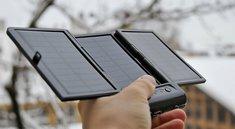 Solarladegerät für iPhone und Co im Test