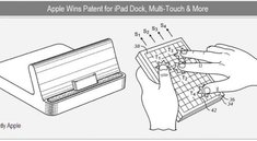 Apple Patente: Multi-Touch-Bedieninterface, Armband und Dock