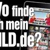 Bild.de auf dem iPad gesperrt