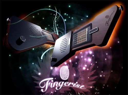 The Fingerist: Gitarren-Adapter für iPhone und iPod touch