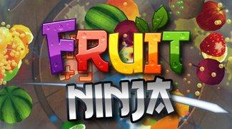 Fruit Ninja in der Realität [Video]