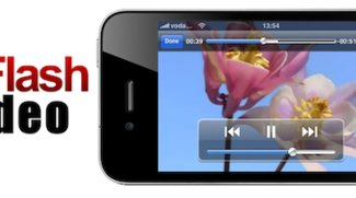 Bookmarkelt: Flash Videos auf iOS Geräten dank iOSFlashVideo