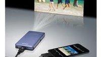 ShowWX: Mini-Laser-Beamer für iPhone/iPad als Auslaufmodell