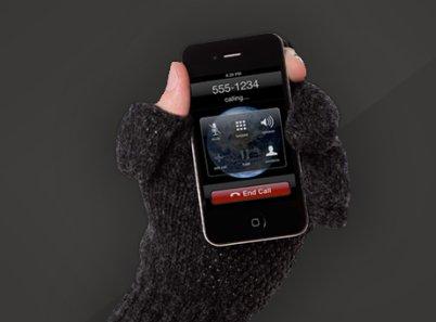 iPhone-taugliche Handschuhe zum Basteln und Kaufen