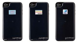 Japan: iPhone 4 bekommt NFC-Sticker