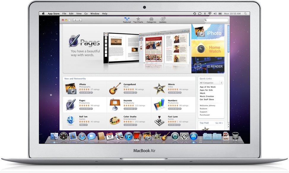 Gerücht: Mac App Store bereits nächste Woche verfügbar