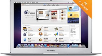 Mac App Store: Apple kündigt Eröffnung für 6. Januar an