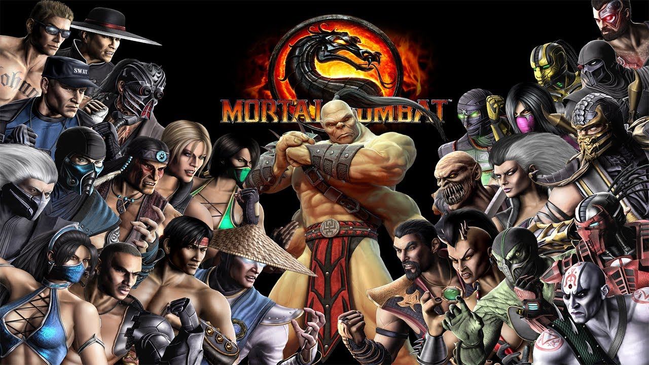 By Photo Congress || Mortal Kombat 9 Android Free Download