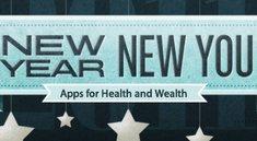 Gute Vorsätze: Die passenden Apps fürs neue Jahr